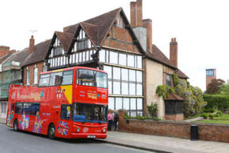 Viator - City Sightseeing Stratford upon Avon Hop On Hop Off Tour - Save 0%