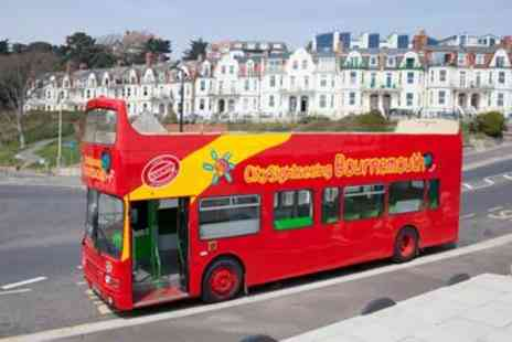 Viator - City Sightseeing Bournemouth Hop On Hop Off Tour - Save 0%