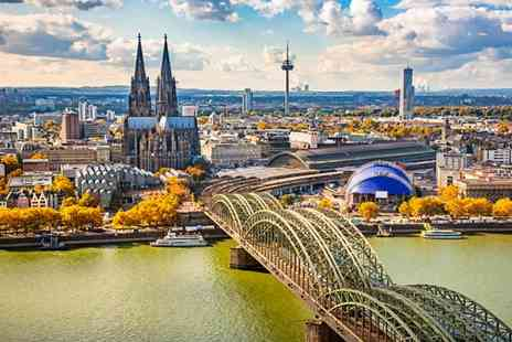 Worldwide Tours and Travel - Two or Three night Cologne Break for two - Save 28%