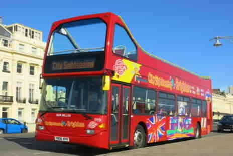 Viator - City Sightseeing Brighton Hop On Hop Off Tour - Save 0%