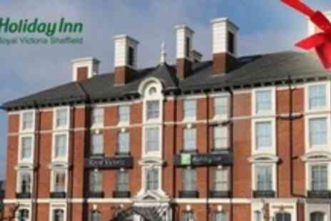 Holiday Inn Royal Victoria - One Night Stay For Two With Bottle of Wine On Arrival and Breakfast - Save 69%