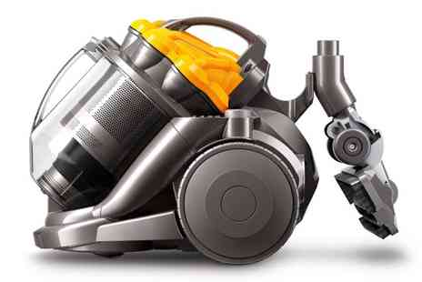 K & D Appliance Services  - Dyson DC19T2 Bagless Cylinder Vacuum Cleaner - Save 49%