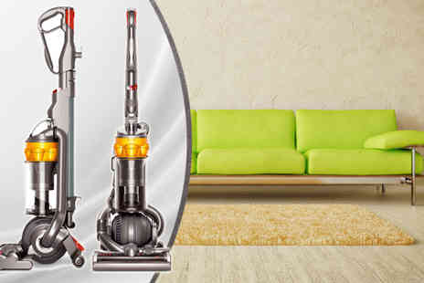 K & D Appliance Services - Dyson DC25 All Floors Bagless Vacuum Cleaner - Save 43%