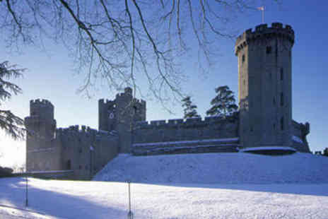 Viator - Boxing Day Tour to Warwick Castle, Stratford-upon-Avon, The Cotswolds and Oxford - Save 0%
