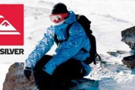 Quiksilver - Quiksilver Snow Collection - Save 53%