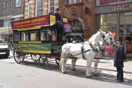 Viator - London Victorian Sightseeing Tour in a Horse Drawn Carriage - Save 0%