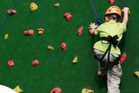 Top Barn Activity Centre - Three Hours of Activities For Family Including Shooting, Archery, and Climbing - Save 65%