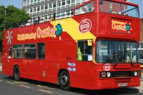 Viator - City Sightseeing Chester Hop On Hop Off Tour - Save 0%