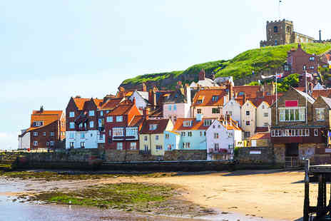 Saxonville Hotel - Overnight Whitby break for two  including breakfast - Save 52%