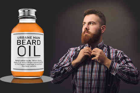Bellezocom ltd - 50ml bottle of conditioning beard oil - Save 78%