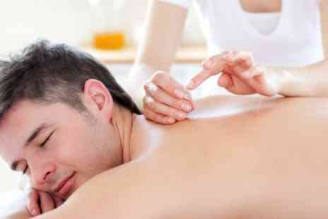 Medella Health - 45 Minute Tui Na Massage with an Acupuncture Session  - Save 63%