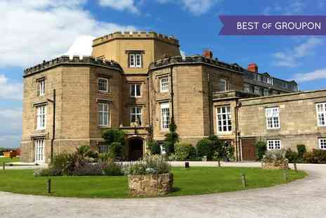 Leasowe Castle Hotel - One or Two Nights stay For Two With Breakfast and Bubbly  - Save 0%