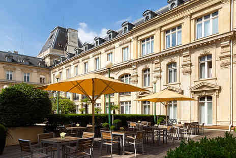 Crowne Plaza Paris Republique - 2 nights in a Standard Room - Save 67%