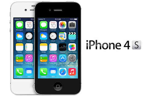 photodeals - iPhone 4S 8GB, 16GB or 32GB Unlocked - Save 67%