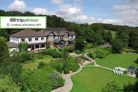 Lakeside Collection - Two Nights Stay for Two Including a Two Course Dinner and Breakfast  - Save 52%