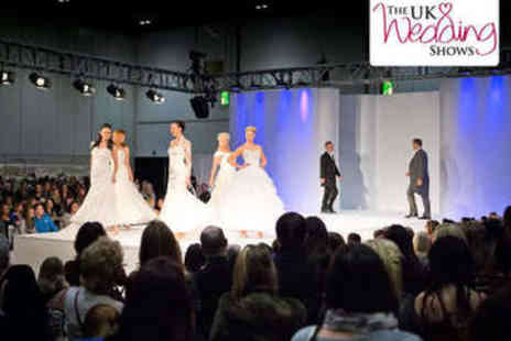 The UK Wedding Shows - Two Tickets to The UK Wedding Show - Save 51%