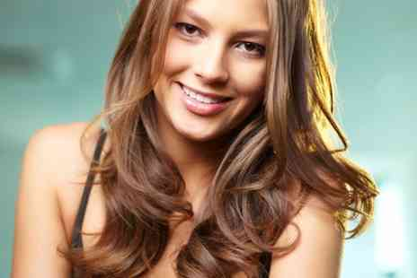 Gorgeous Hair design - Cut and Blow Dry with Highlights or Colour  - Save 0%