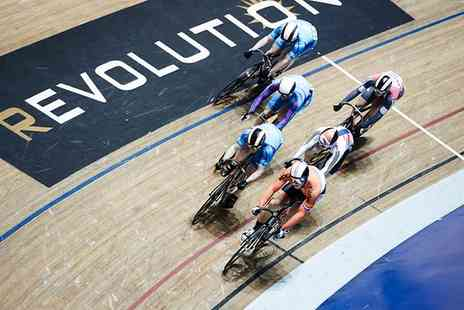 FACE Partnership - One ticket to Revolution Series Cycling Round Six - Save 38%