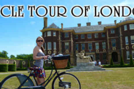 Mind The Gap Tours - Step back in time with this historic bike tour to Hampton Court Palace - Save 50%
