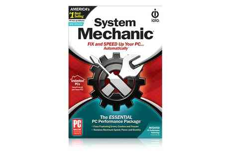 Avanquest - System Mechanic 14 Downloadable Software - Save 67%
