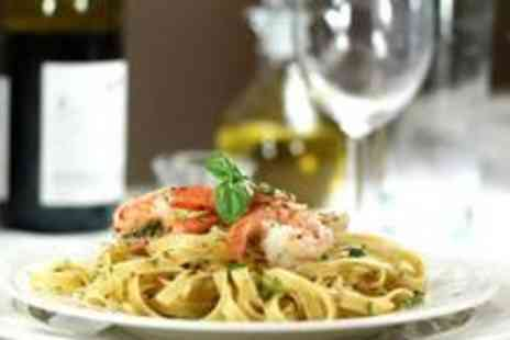 Marcos - Decadent Italian meal for two - Save 61%