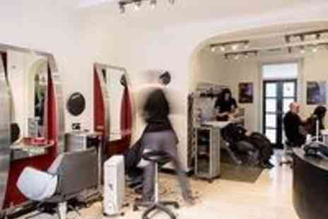 CV Hair & Beauty - Hair Cut and Conditioning Treatment - Save 58%