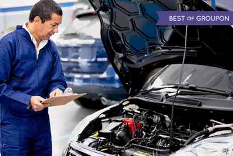 VTS Automotive - Car Service Including Oil Change and Diagnostics - Save 79%
