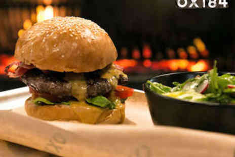 OX184 - Two Course Meal for Two with Cocktails - Save 59%