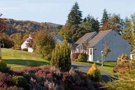 Moness Resort - Two Nights stay for two in Perthshire - Save 0%