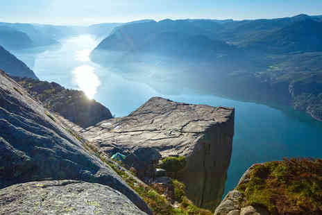 Norwegian Fjords Self Drive Tour - Seven nights stay in Standard Rooms as per itinerary For two - Save 31%