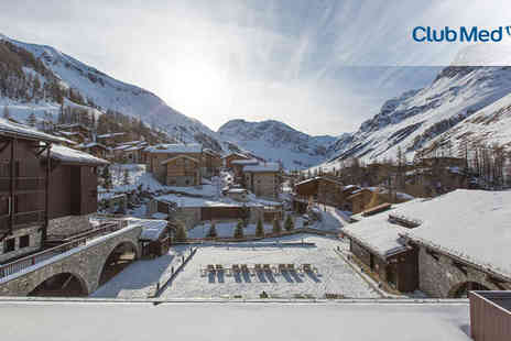 Club Med Val d Isere - Seven nights stay in a Club Room for two - Save 16%