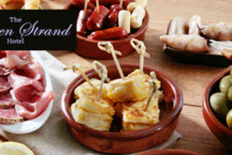 Silken Strand - 6 Tapas dishes and a jug of sangria to share between two people - Save 52%