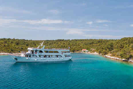 Gems of Croatia - Seven Nights Stay in a Main Deck Cabin for two - Save 33%