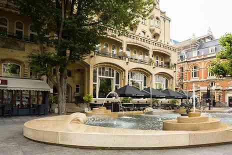 Hampshire Hotel - Two Nights Stay in a Deluxe American Room for Two  - Save 70%