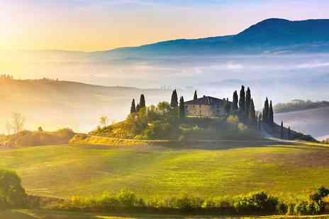 Culinary Tuscany Break - Seven night culinary break in Tuscany with cookery class, pizza evening and more - Save 0%