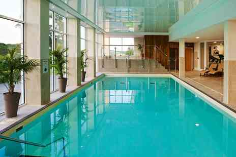 The Dartmouth Hotel -  Spa Day including Massage, Afternoon Tea & Bubbly  - Save 54%