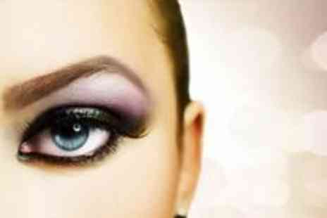 The Make Up Academy - Three hour make up class  - Save 87%