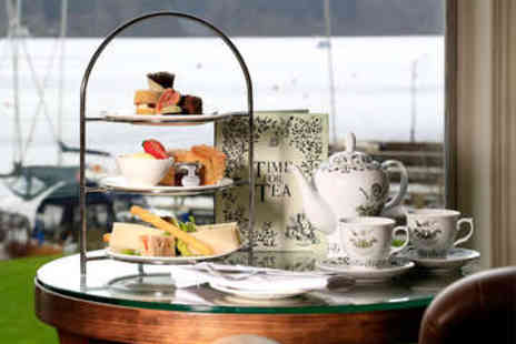 Macdonald Old England Hotel - Sparkling Afternoon Tea and Spa Access for Two - Save 66%