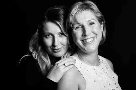 The Photo Rooms - Mother and Daughter, Couple or Engagement Photoshoot with Prints - Save 0%