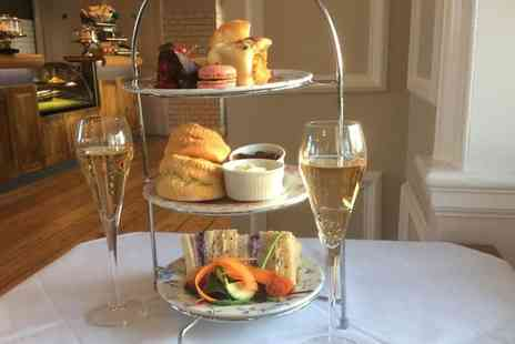 Palm Court Pavilion - Afternoon Tea with Prosecco for Two - Save 40%