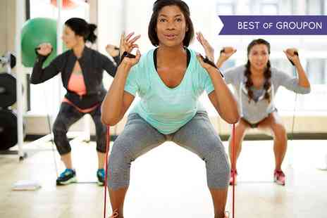 Move GB - 10 Sessions of Boot Camp  - Save 80%