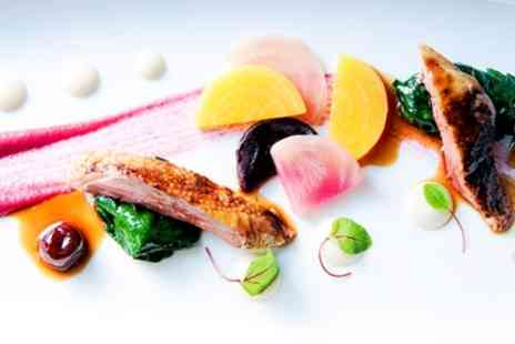 Ozz Restaurant - Six Course Fine Dining Tasting Menu for One - Save 0%