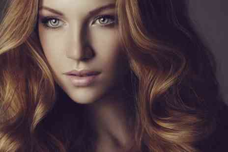 Fusion Hair Design - Cut and Blow Dry  With Highlights  - Save 53%