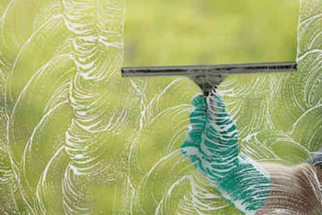 LivingSocial Shop - Window Cleaning and Gutter Clearance - Save 42%
