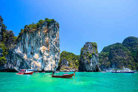 Premier Holidays - 12 night 4 star Bangkok and Phuket break with direct flights and breakfast - Save 29%