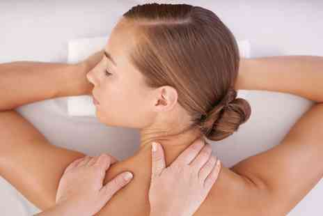 The Luxury Spot Salon - Choice of Massage with Optional Facial  - Save 64%
