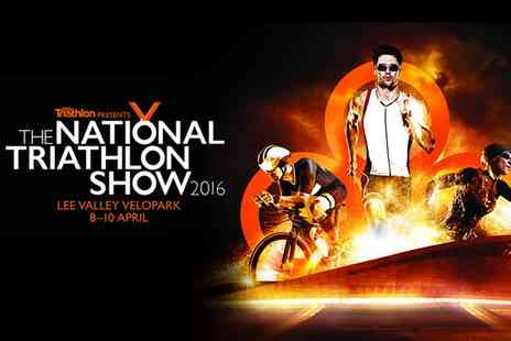 The National Triathlon Show - One ticket to The National Triathlon Show  - Save 50%
