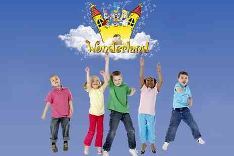 Wonderland Midlands - Entry to Wonderland Midlands for a Family of Five on 13 to 21 February - Save 0%