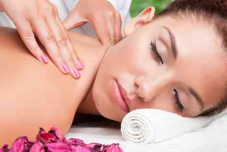 Lirio Therapy - Massage and Body Wrap  - Save 63%