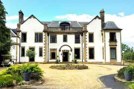 Gleddoch House - One or Two Nights stay With Breakfast, Spa and Golf Discount  - Save 0%